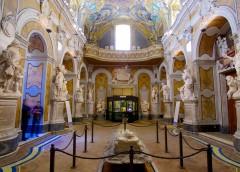 A Napoli la Cappella di Sansevero illuminata a LED