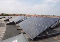 Come funzione la produzione di energia elettrica dal sole?