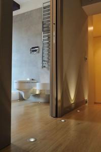 Faretti parquet led illuminazione e arredamento - Faretti a pavimento per interni ...