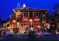 Risparmiare sulle illuminazioni di Natale