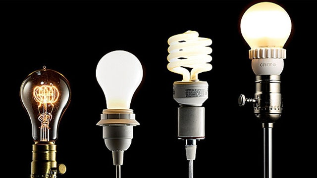 Lampadine Led e Incandescenza
