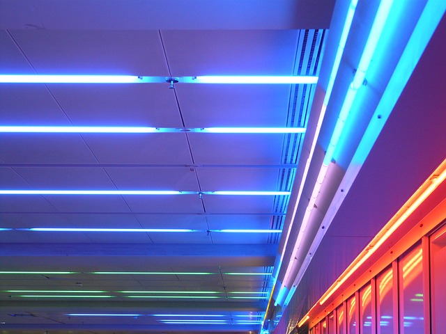tubi led neon